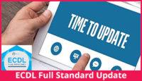 ECDL Full Standard Update
